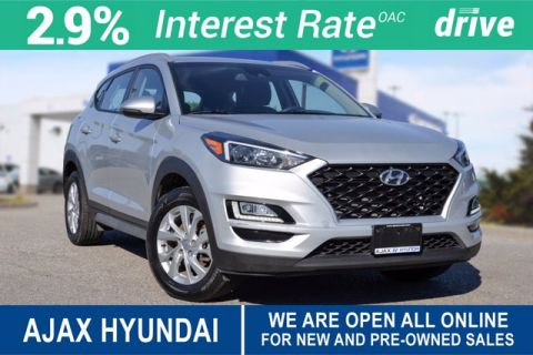 Pre-Owned 2019 Hyundai Tucson Preferred