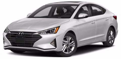 New 2020 Hyundai Elantra Essential