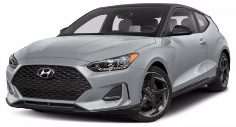 New 2020 Hyundai Veloster Turbo