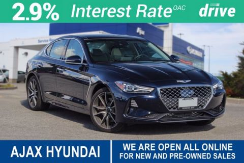 Pre-Owned 2020 Genesis G70 2.0T Advanced